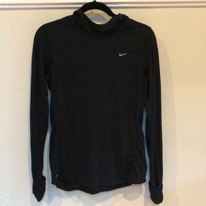 Nike long sleeve running top